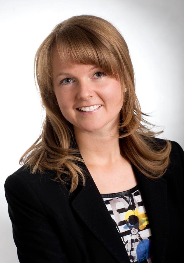 Daniela Kammermeier ist seit September bei der Süd-Metall Beschläge GmbH